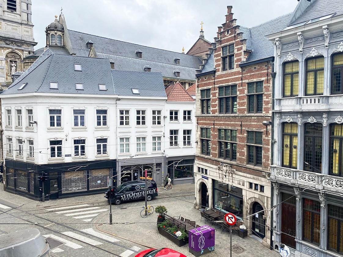 Leuk appartement met 1 slaapkamer in hartje Antwerpen! afbeelding 9