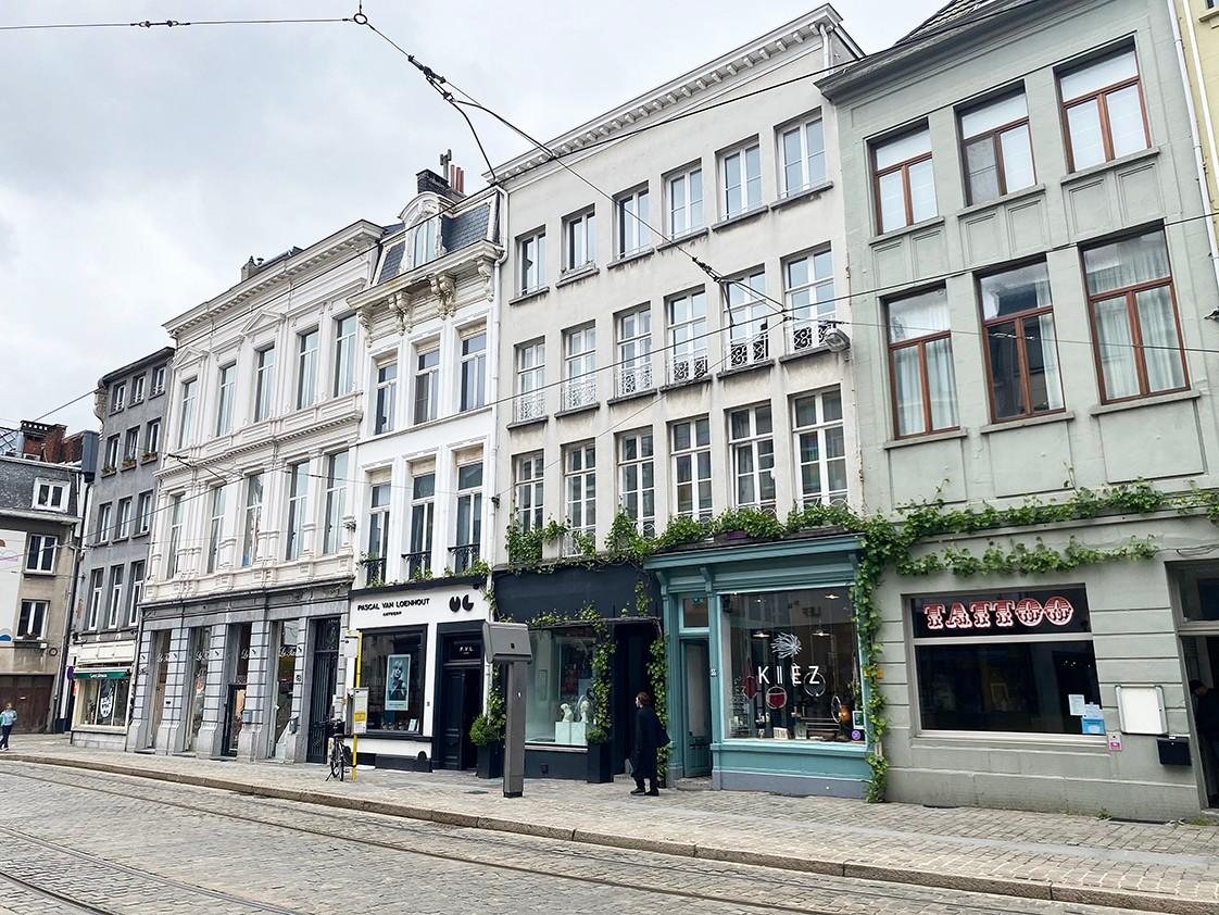 Leuk appartement met 1 slaapkamer in hartje Antwerpen! afbeelding 10