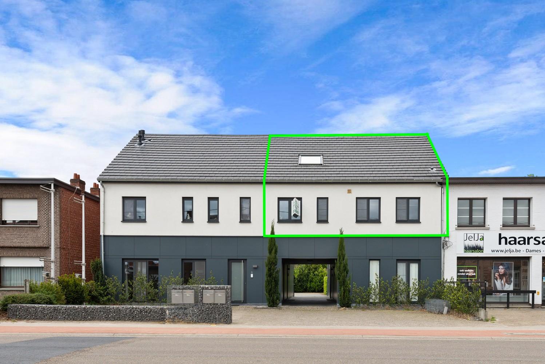 Recent, ruim duplex appartement met 3 slaapkamers en zonnig terras! afbeelding 2