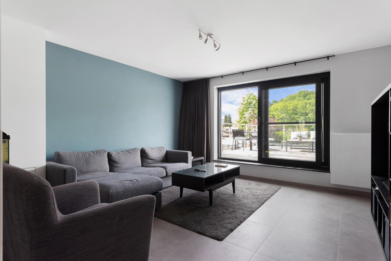 Recent, ruim duplex appartement met 3 slaapkamers en zonnig terras! afbeelding 4