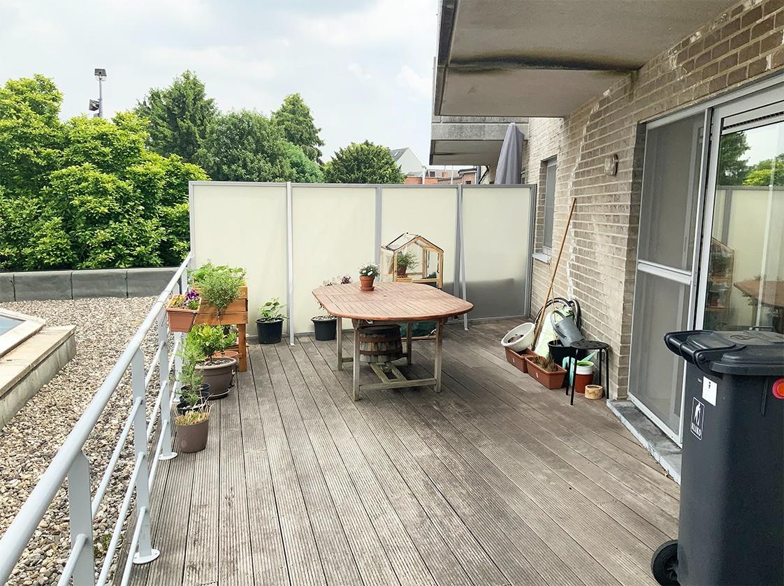 Ruim appartement met groot terras (25m²) in centrum Duffel! afbeelding 16
