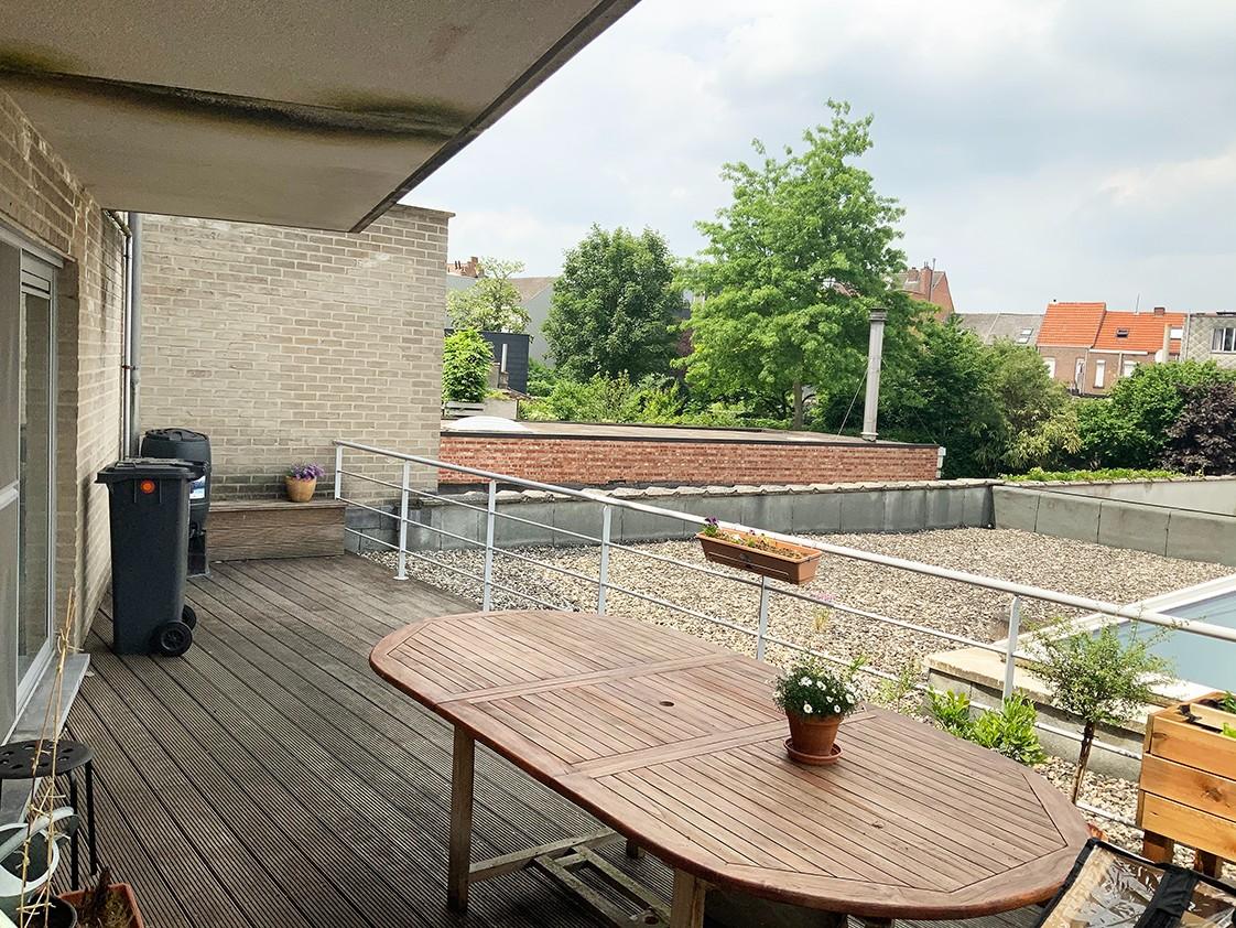 Ruim appartement met groot terras (25m²) in centrum Duffel! afbeelding 5