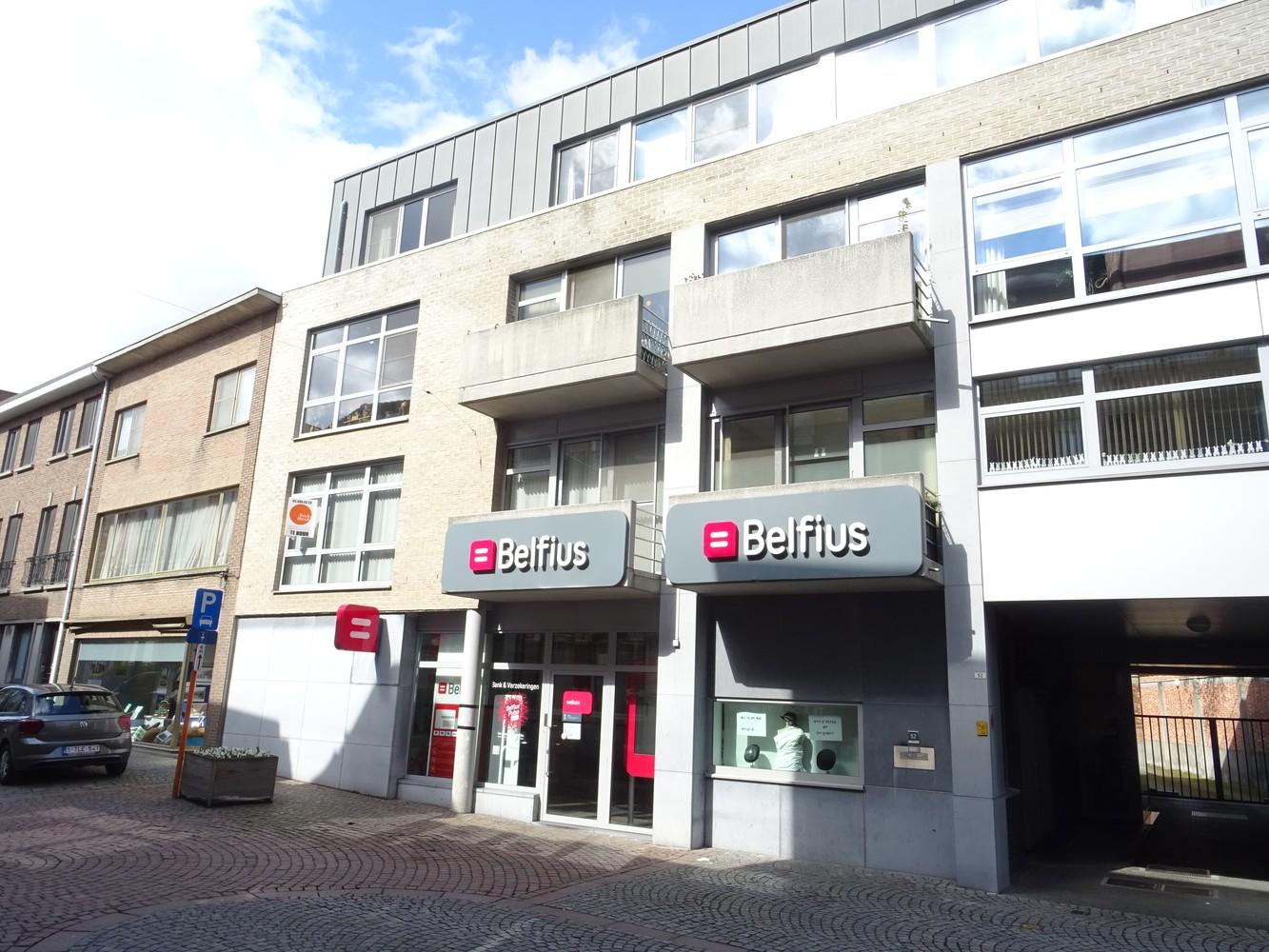 Ruim appartement met groot terras (25m²) in centrum Duffel! afbeelding 1