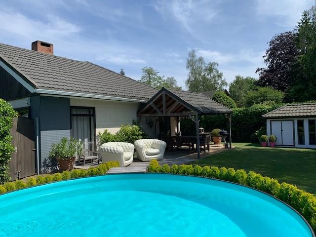 Prachtige laagbouwvilla met zwembad in een rustige en groene omgeving te Kapellen! afbeelding 16