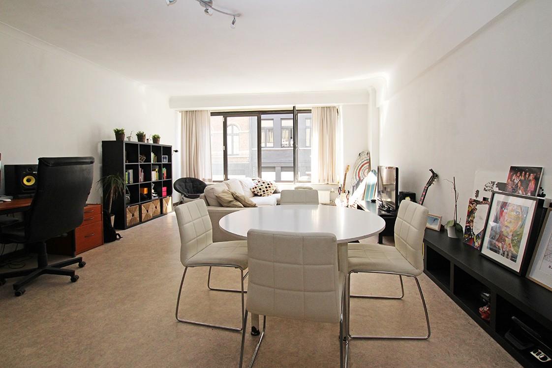 Leuk & ruim appartement met terras op een centrale locatie in Antwerpen! afbeelding 1