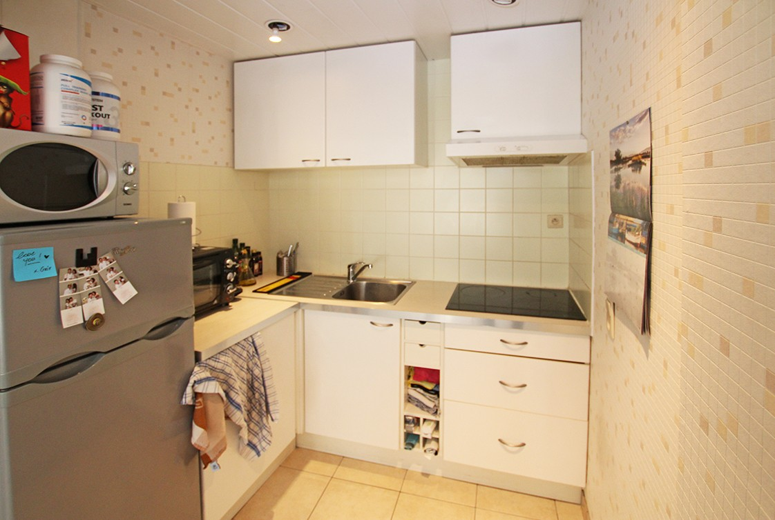 Leuk & ruim appartement met terras op een centrale locatie in Antwerpen! afbeelding 3