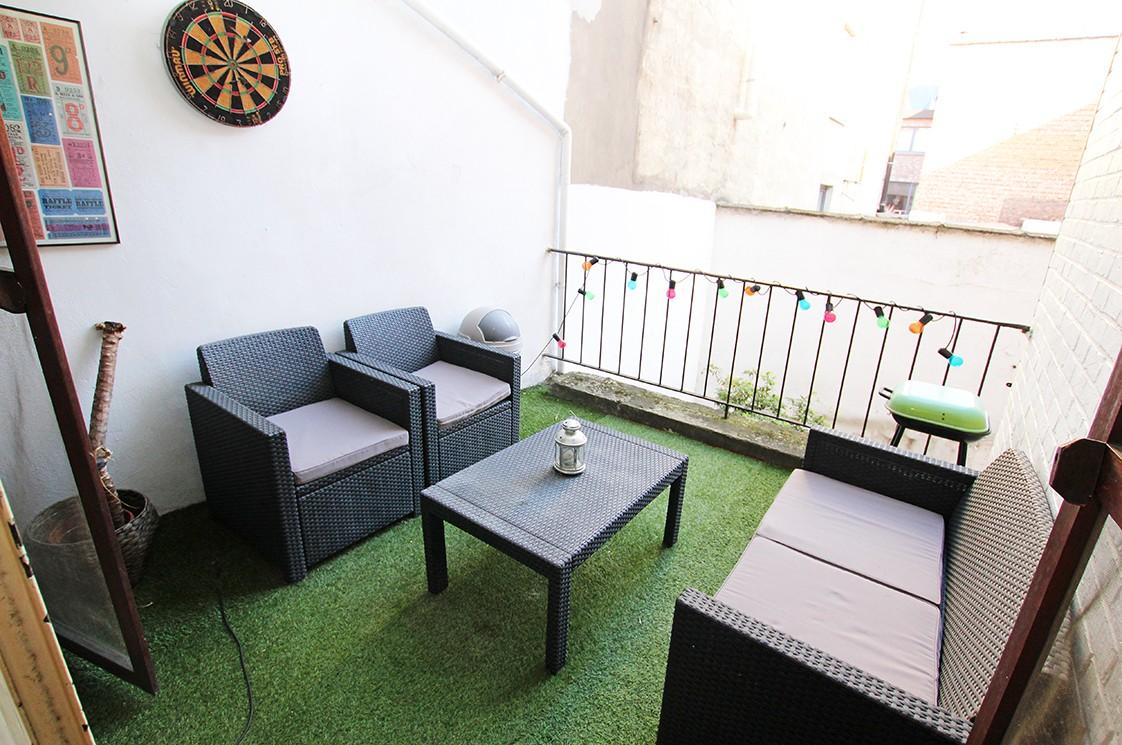 Leuk & ruim appartement met terras op een centrale locatie in Antwerpen! afbeelding 5