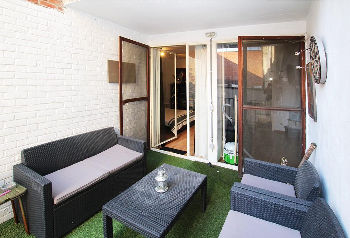 Leuk & ruim appartement met terras op een centrale locatie in Antwerpen! afbeelding 6