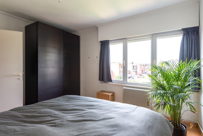 Prachtig, lichtrijk appartement met 2 slaapkamers & zonnig terras! afbeelding 13