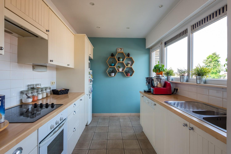 Prachtig, lichtrijk appartement met 2 slaapkamers & zonnig terras! afbeelding 10