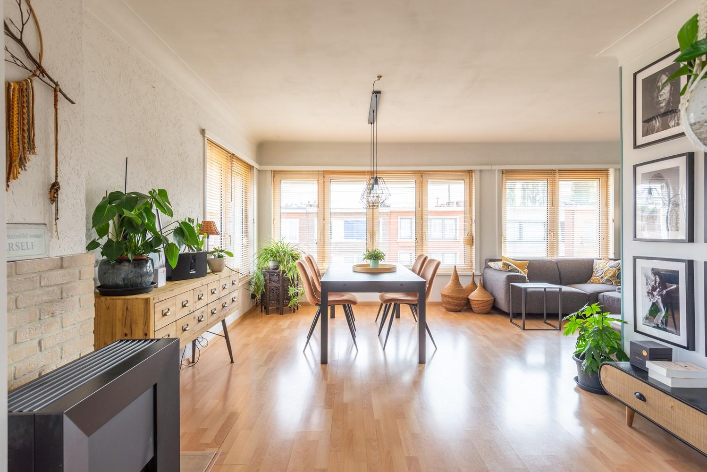 Prachtig, lichtrijk appartement met 2 slaapkamers & zonnig terras! afbeelding 2