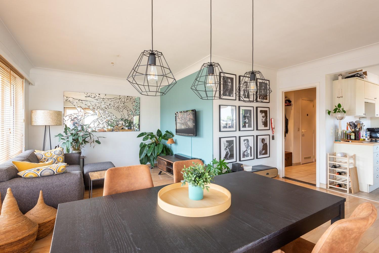 Prachtig, lichtrijk appartement met 2 slaapkamers & zonnig terras! afbeelding 5