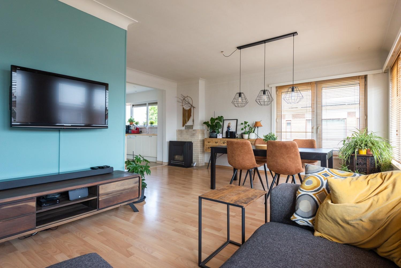 Prachtig, lichtrijk appartement met 2 slaapkamers & zonnig terras! afbeelding 8