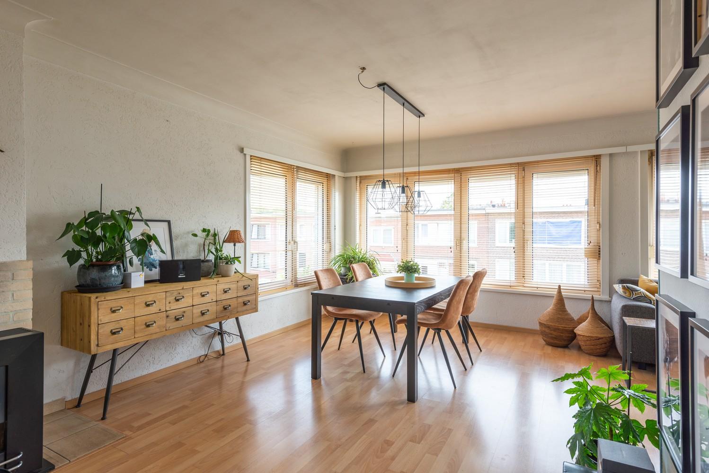 Prachtig, lichtrijk appartement met 2 slaapkamers & zonnig terras! afbeelding 4