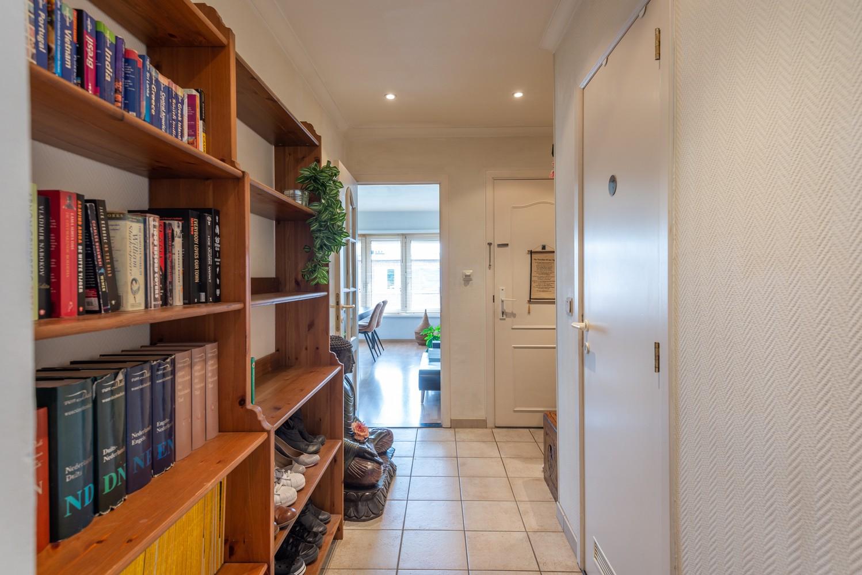 Prachtig, lichtrijk appartement met 2 slaapkamers & zonnig terras! afbeelding 16