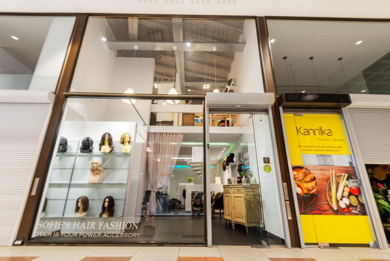 Winkelruimte/praktijk/kantoor (73 m²) in de bruisende Diamantwijk van Antwerpen. afbeelding 1