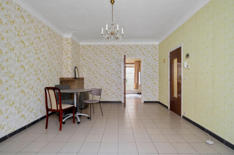 Op te frissen gelijkvloers appartement met één slaapkamer en terras! afbeelding 5