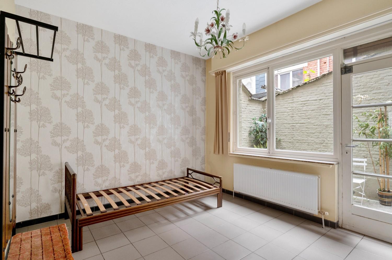 Op te frissen gelijkvloers appartement met één slaapkamer en terras! afbeelding 10