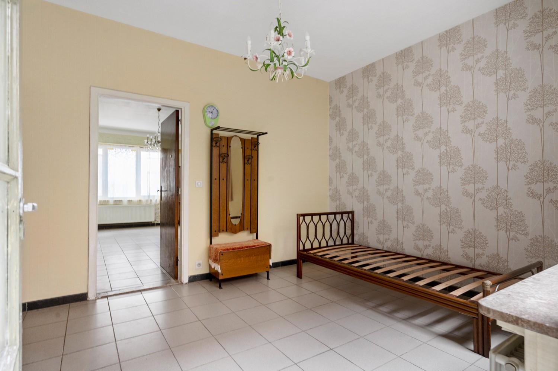 Op te frissen gelijkvloers appartement met één slaapkamer en terras! afbeelding 11
