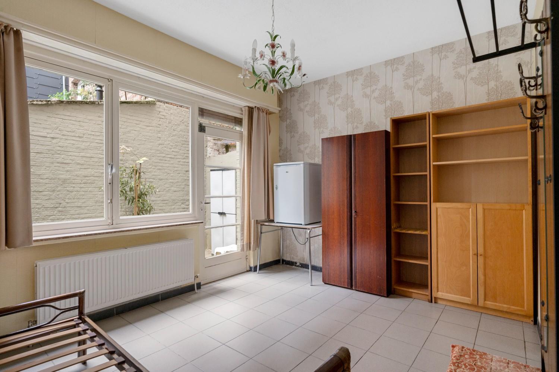 Op te frissen gelijkvloers appartement met één slaapkamer en terras! afbeelding 12