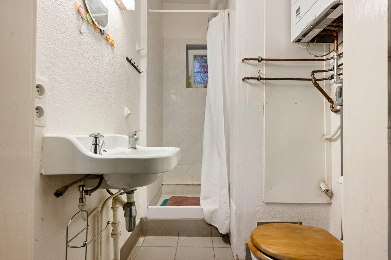 Op te frissen gelijkvloers appartement met één slaapkamer en terras! afbeelding 13