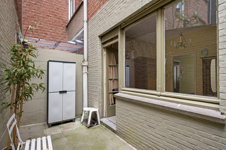Op te frissen gelijkvloers appartement met één slaapkamer en terras! afbeelding 14