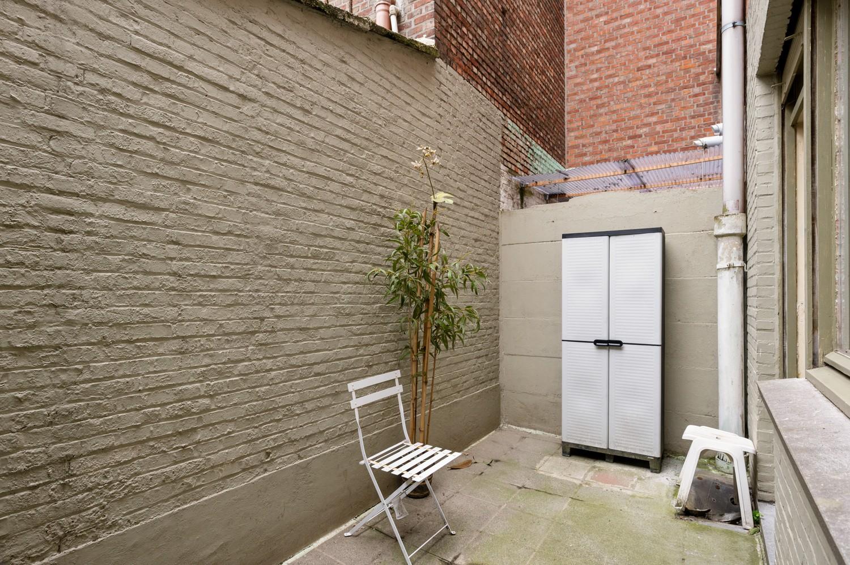 Op te frissen gelijkvloers appartement met één slaapkamer en terras! afbeelding 15