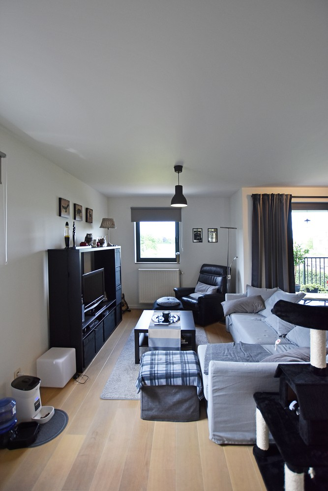 Zeer mooi appartement in recent gebouw met 2 slaapkamers, terras en garagebox te Wommelgem. afbeelding 6