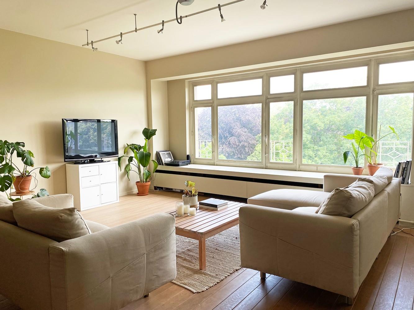 Prachtig appartement met 2 slaapkamers en uitzicht over het Stadspark! afbeelding 1