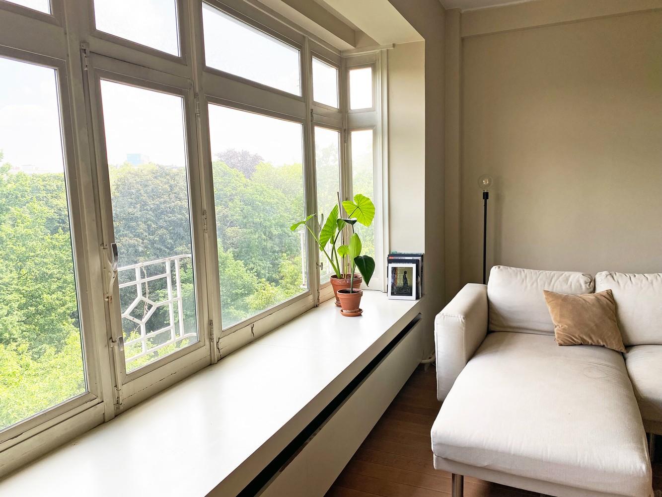 Prachtig appartement met 2 slaapkamers en uitzicht over het Stadspark! afbeelding 3