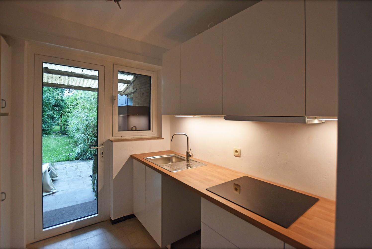 Gelijkvloers appartement met 2 slaapkamers & zonnige tuin in Wommelgem! afbeelding 4