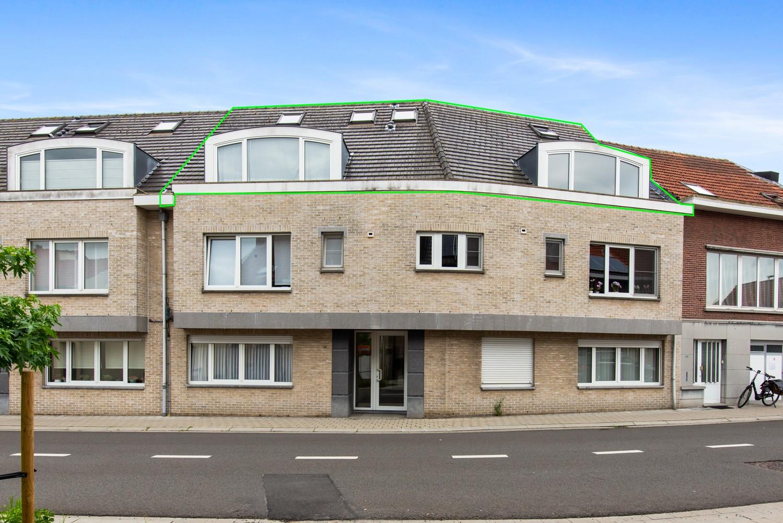 Dakappartement (154 m²) met riant terras te Schoten! afbeelding 2