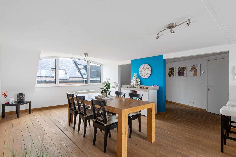 Dakappartement (154 m²) met riant terras te Schoten! afbeelding 4
