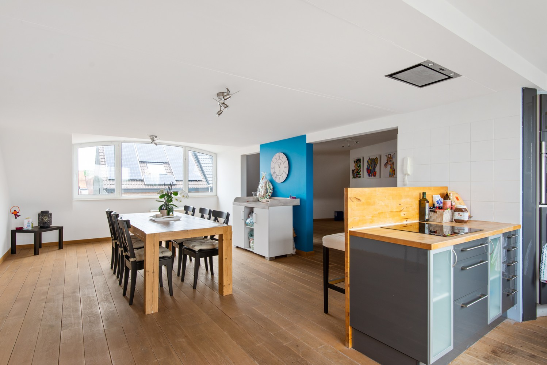 Dakappartement (154 m²) met riant terras te Schoten! afbeelding 5