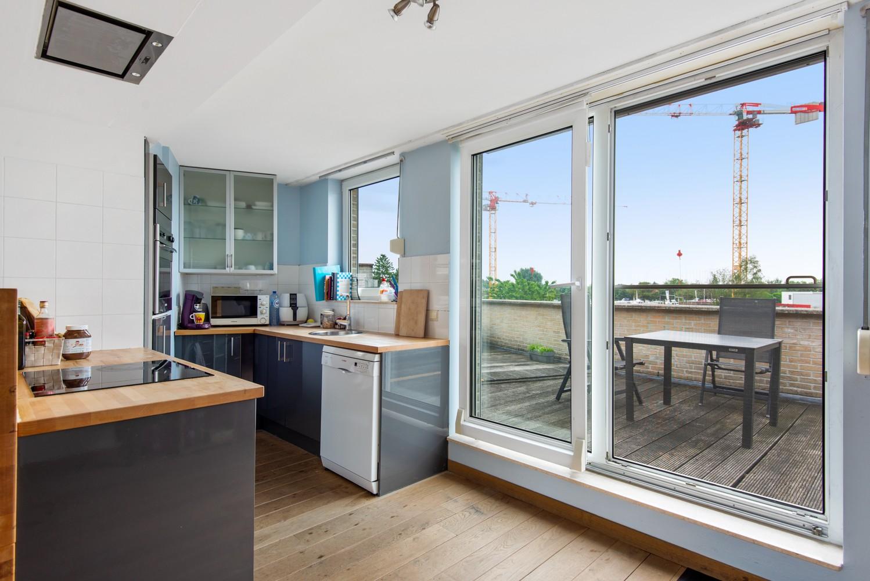 Dakappartement (154 m²) met riant terras te Schoten! afbeelding 6