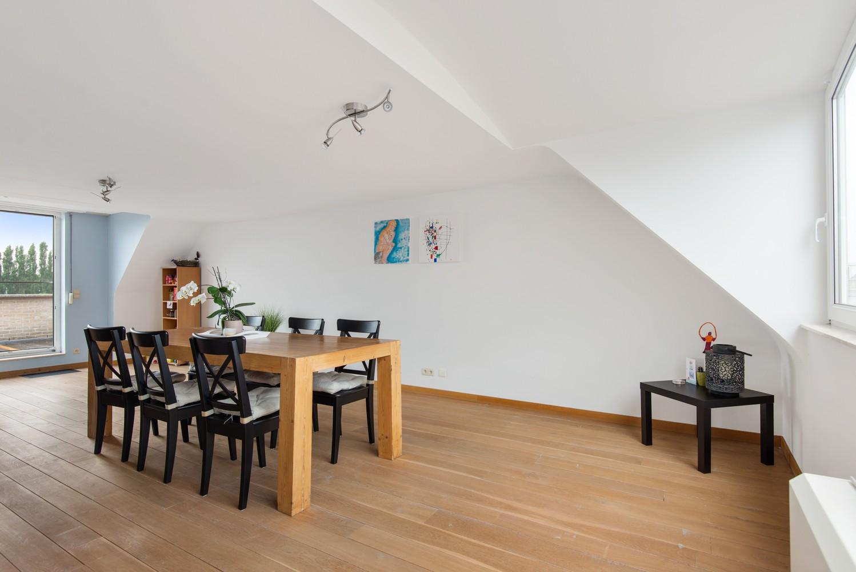 Dakappartement (154 m²) met riant terras te Schoten! afbeelding 8