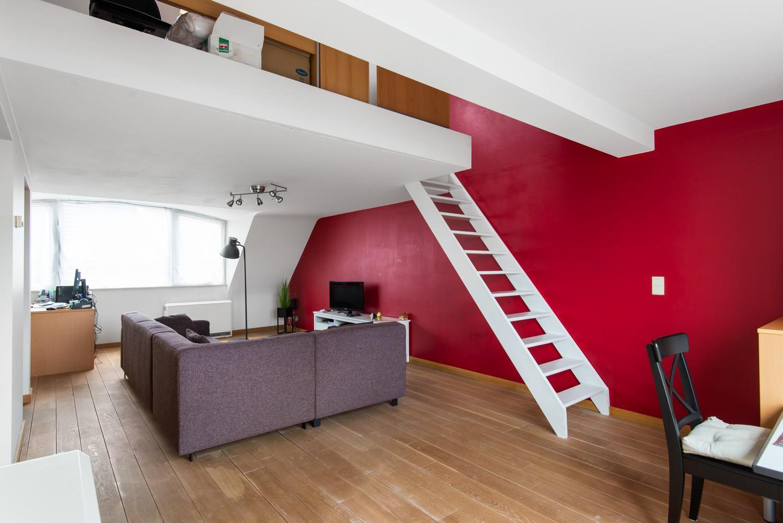 Dakappartement (154 m²) met riant terras te Schoten! afbeelding 11