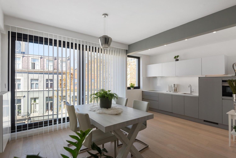 Stijlvol gerenoveerd appartement gelegen tussen het historisch centrum en 't Eilandje! afbeelding 5