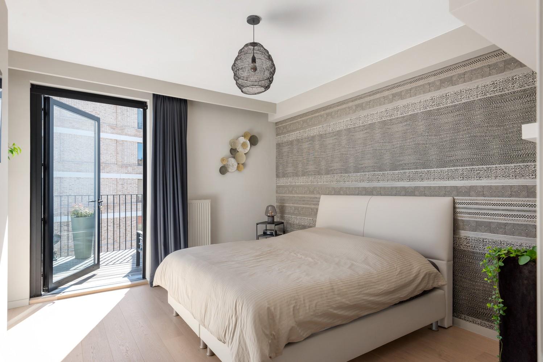Stijlvol gerenoveerd appartement gelegen tussen het historisch centrum en 't Eilandje! afbeelding 13