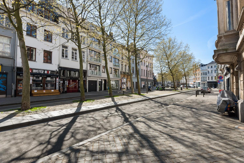 Stijlvol gerenoveerd appartement gelegen tussen het historisch centrum en 't Eilandje! afbeelding 23