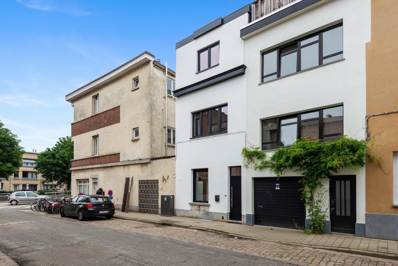 Ideale starterswoning met 3 slaapkamers en 2 badkamers te Borgerhout. afbeelding 2