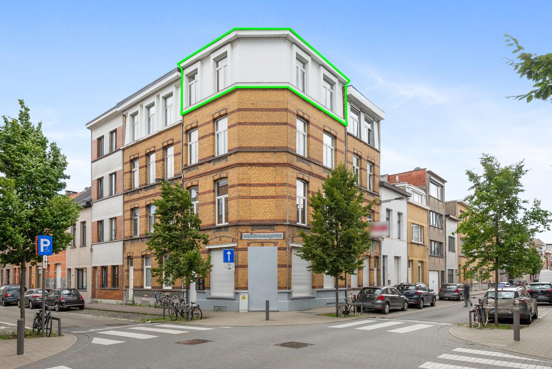 Ideal, knus 1-slpk appartement te Antwerpen, perfect voor starters of als investing! afbeelding 12
