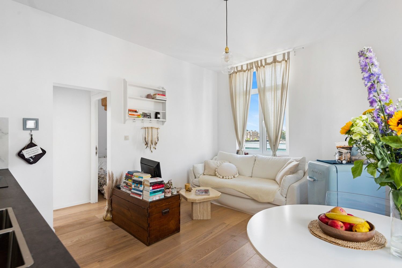 Ideal, knus 1-slpk appartement te Antwerpen, perfect voor starters of als investing! afbeelding 1
