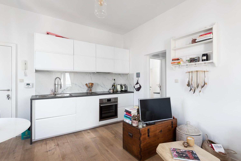 Ideal, knus 1-slpk appartement te Antwerpen, perfect voor starters of als investing! afbeelding 5
