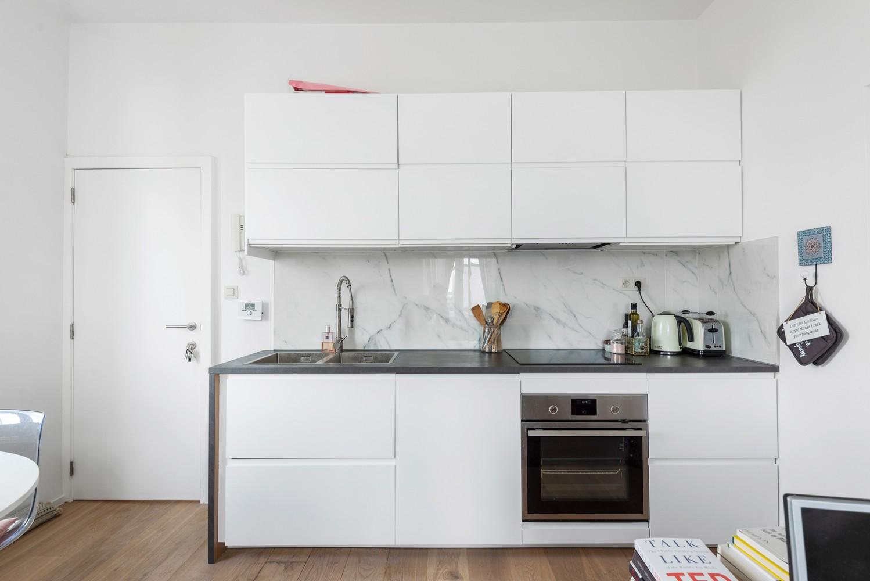Ideal, knus 1-slpk appartement te Antwerpen, perfect voor starters of als investing! afbeelding 2