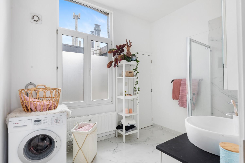 Ideal, knus 1-slpk appartement te Antwerpen, perfect voor starters of als investing! afbeelding 6