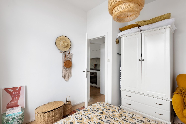 Ideal, knus 1-slpk appartement te Antwerpen, perfect voor starters of als investing! afbeelding 11