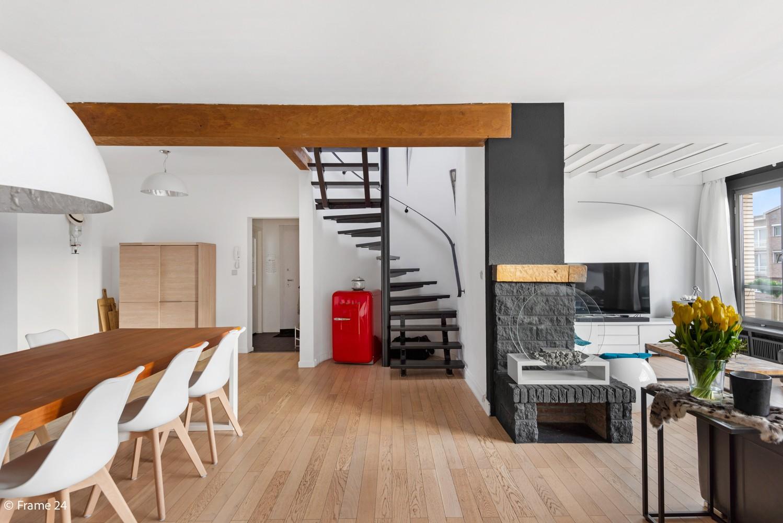 Waanzinnig ruim duplex appartement (175m²) met 4 slaapkamers & terras in Borsbeek afbeelding 4