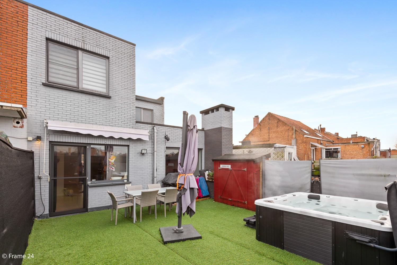 Waanzinnig ruim duplex appartement (175m²) met 4 slaapkamers & terras in Borsbeek afbeelding 10