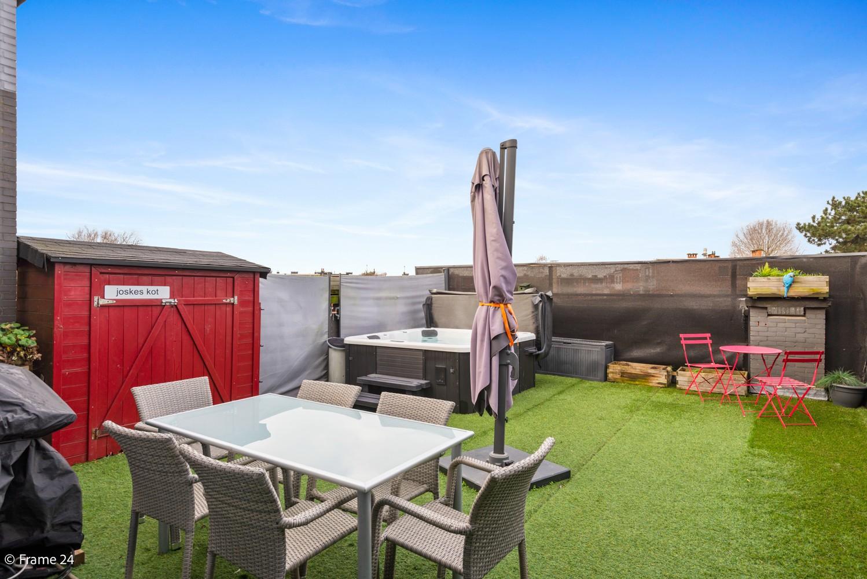Waanzinnig ruim duplex appartement (175m²) met 4 slaapkamers & terras in Borsbeek afbeelding 17